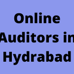 Online Auditors in Hydrabad